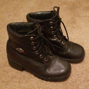 Harley Davidson Oil resistant boots
